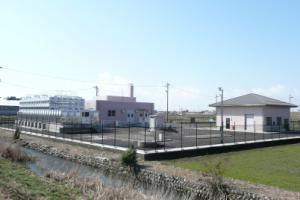 広上取水場