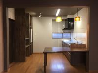 キッチン改修アフター