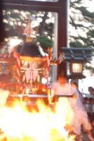 櫛田神社火渡り