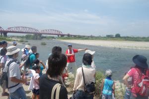 川と海の環境保全についての話