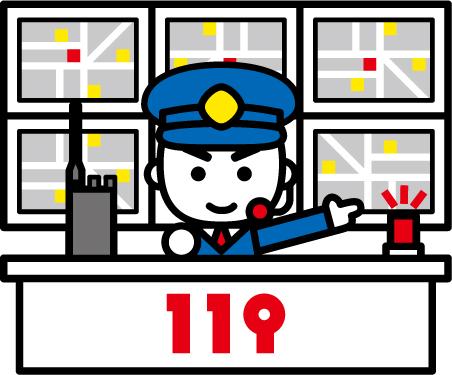 119番通報