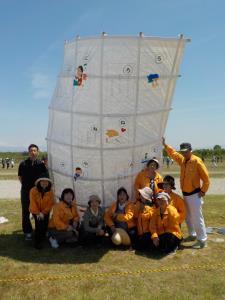 凧まつり写真