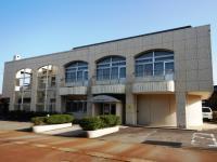 埋蔵文化財センター外観