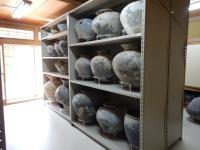 収蔵展示室